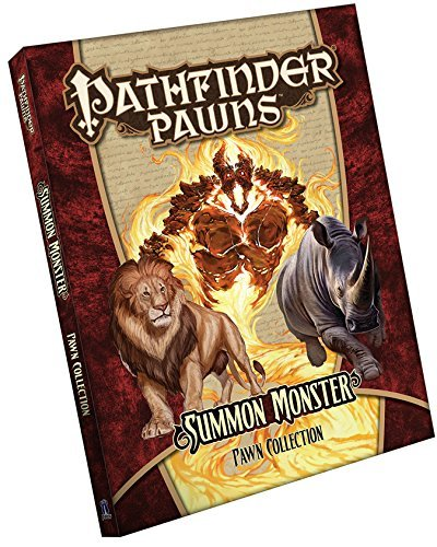 Rob Mccreary Pathfinder Pawns Summon Monster Pawn Collection