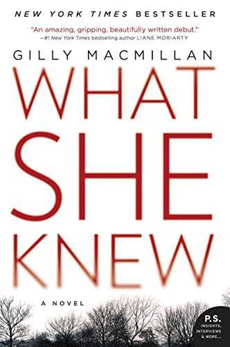 Gilly Macmillan What She Knew