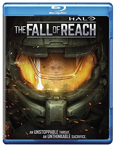 Halo The Fall Of Reach Halo The Fall Of Reach Blu Ray Nr