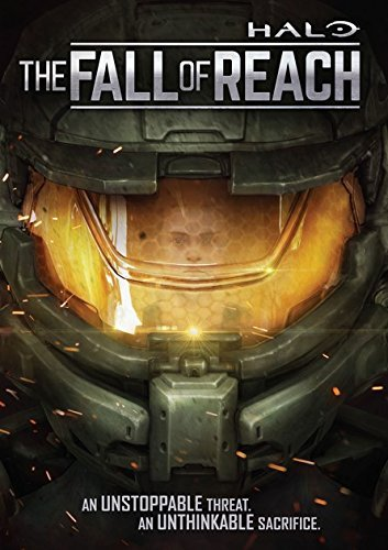Halo The Fall Of Reach Halo The Fall Of Reach DVD Nr