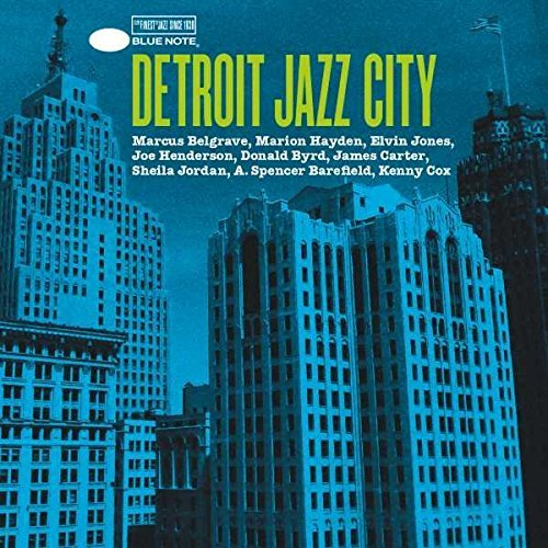 Detroit Jazz City Detroit Jazz City