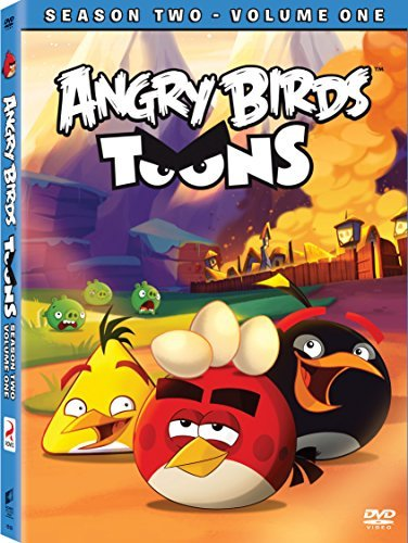 Angry Birds Toons Season 2 Volume 1 DVD