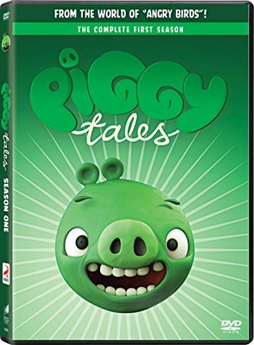 Piggy Tales Season 1 DVD