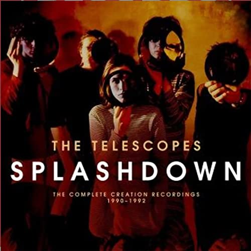 Telescopes Splashdown Complete Creation Import Gbr 2cd
