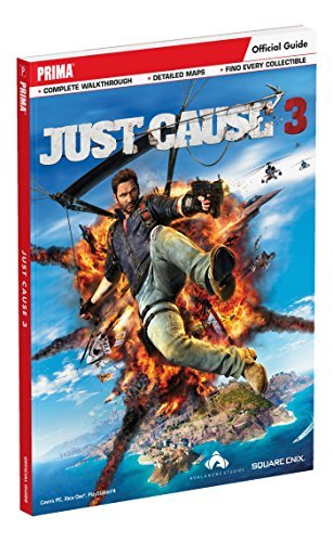Prima Games Just Cause 3 Standard Edition Guide