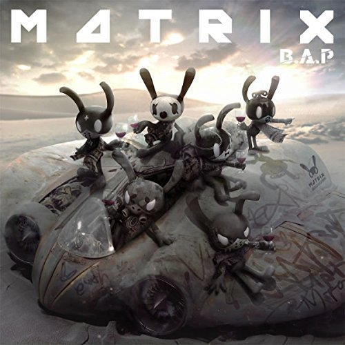 B.A.P Matrix (4th Mini Album) Import Kor
