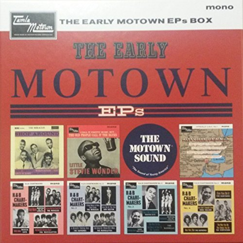 "Various Artist Early Motown 7"" Eps"