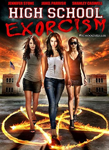 High School Exorcism Stone Parrish Caswell DVD R