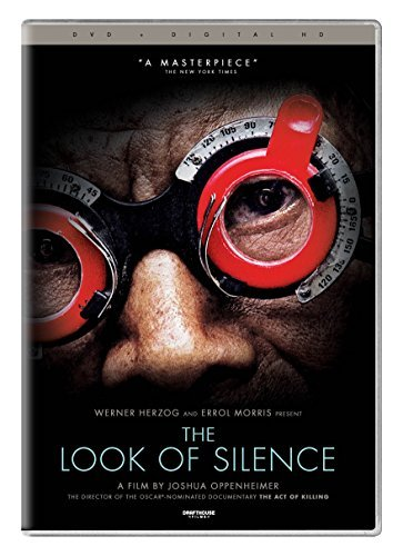 Look Of Silence Look Of Silence DVD Pg13