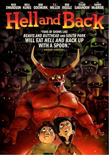 Hell & Back Hell & Back DVD R