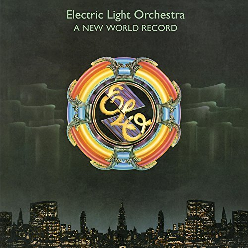 Electric Light Orchestra A New World Record (clear Vinyl)
