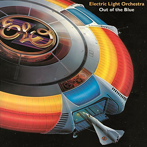 Electric Light Orchestra Out Of The Blue (2 Lp) (clear Vinyl)