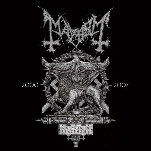 Mayhem Season In Blasphemy 3cd