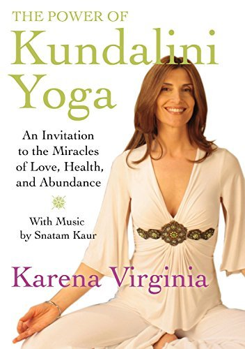 Karena Virginia Power Of Kundalini Yoga