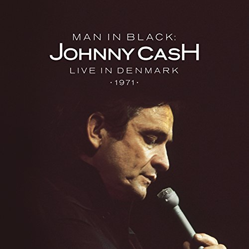 Johnny Cash Man In Black Live In Denmark 1971 (red & White Vinyl) 2 Lp