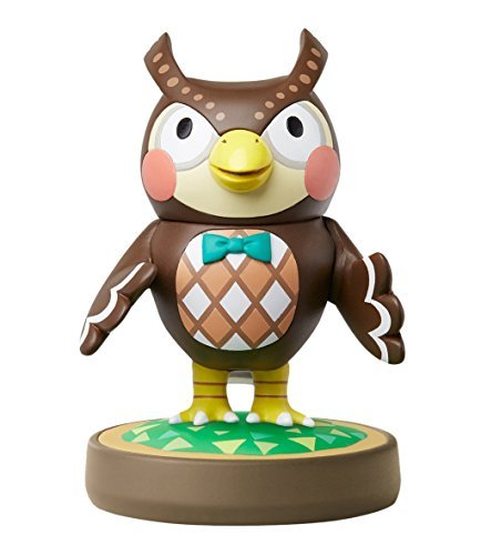 Amiibo Animal Crossing Blathers Amiibo