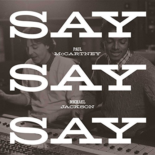 Paul Mccartney Say Say Say Say Say Say
