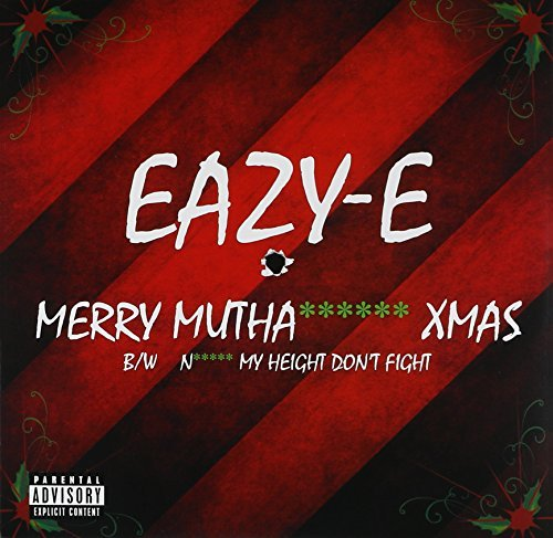 Eazy E Merry Muthafuckin' X Mas (red Vinyl)