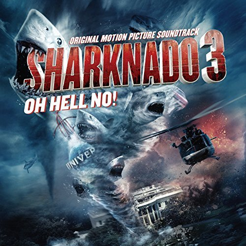 Sharknado 3 Oh Hell No! Soundtrack (blood Red Vinyl) Soundtrack (blood Red Vinyl)