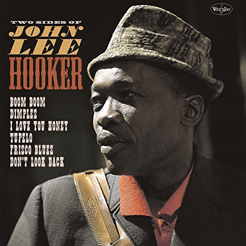 John Lee Hooker Two Sides Of John Lee Hooker