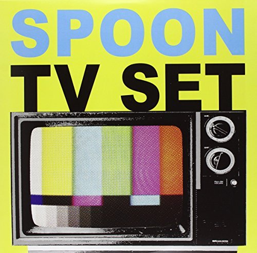 Spoon Tv Set (colored Vinyl)