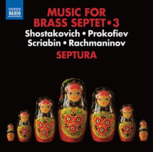 Prokofiev Septura Music For Brass Septet 3