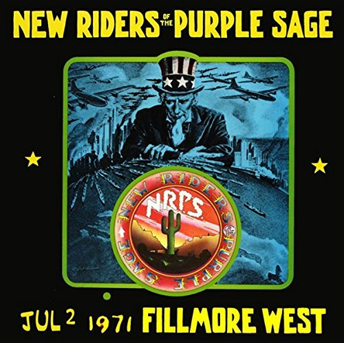 New Riders Of Purple Sage Jul 2 1971 Fillmore West
