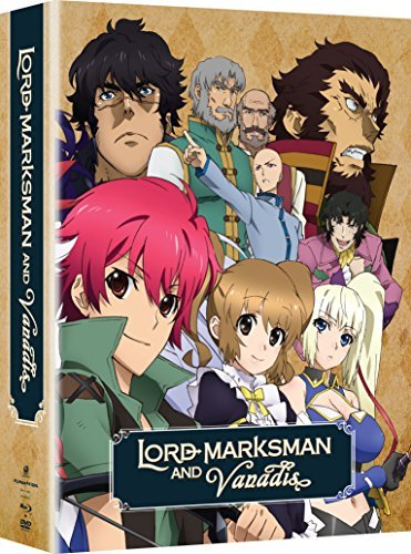 Lord Marksman & Vanadis Complete Series Blu Ray