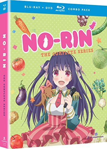 No Rin Complete Series Blu Ray DVD Nr
