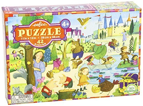 Toy Mystery In The Forest 42 Piece Puzzle E