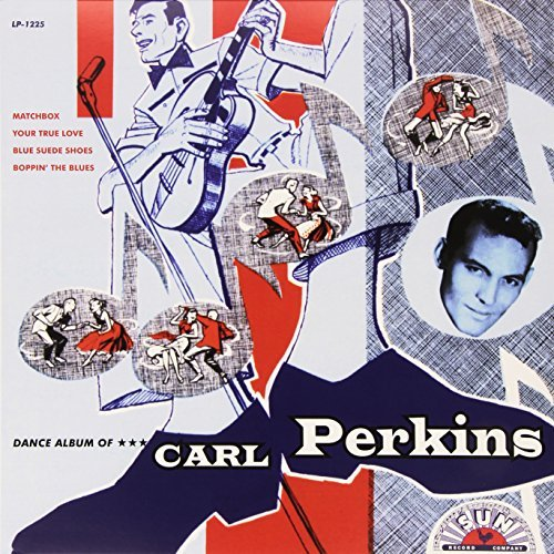 Carl Perkins Dance Album Of Carl Perkins Dance Album Of Carl Perkins