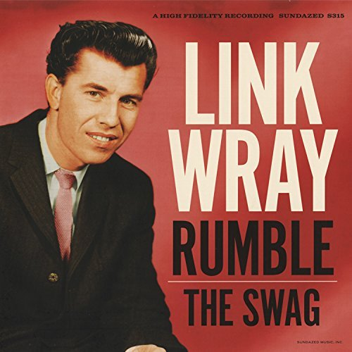 Link Wray Rumble The Swag (translucent Gold Vinyl) Rumble The Swag (translucent Gold Vinly)