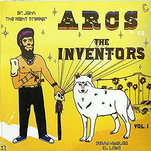 Arcs Arcs Vs The Inventors 1 Arcs Vs. The Inventors Vol. 1