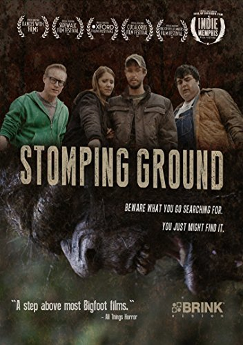Stomping Ground Stomping Ground DVD Nr