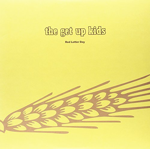 The Get Up Kids Red Letter Day (marbled Vinyl) Red Letter Day (marbled Vinyl)