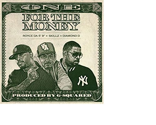 "Royce Da 5'9"" Skillz Diamond D One For The Money (money Green Vinyl)"
