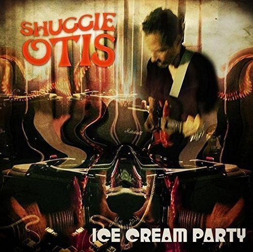 Shuggie Otis Ice Cream Party Gold Vinyl