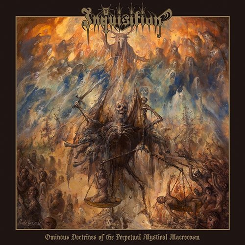Inquisition Ominous Doctrines Of Perpetual