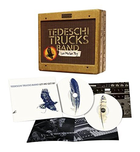 Tedeschi Trucks Band Let Me Get By(2d Dlx 2xcd Deluxe Edition