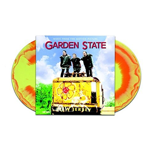 "Garden State Soundtrack (orange Yellow ""ribbon Wave"" Vinyl) 2 Lp 180 Gram Numbered Sleeves Soundtrack (orange Yellow ""ribbon Wave"" Vinyl)"
