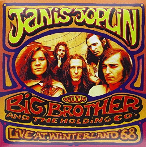 Janis Joplin With Big Brother & The Holding Company Live At Winterland '68 Live At Winterland '68