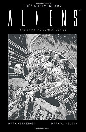 Mark Verheiden Aliens 30th Anniversary The Original Comics Series