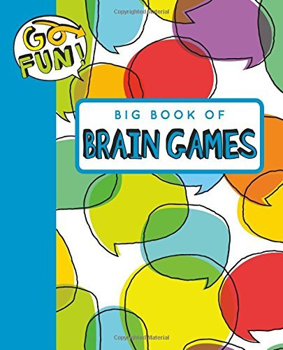 Andrews Mcmeel Publishing Go Fun! Big Book Of Brain Games 2