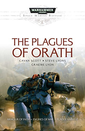 Cavan Scott The Plagues Of Orath
