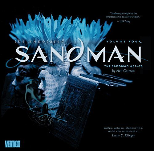 Neil Gaiman Annotated Sandman Volume 4