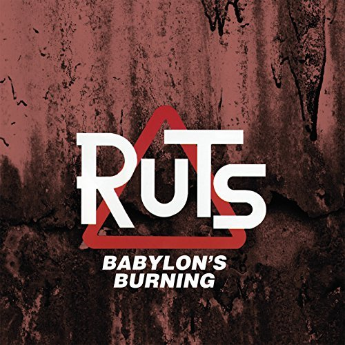 Ruts Babylon's Burning 2lp