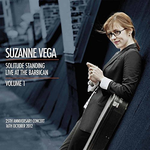 Suzanne Vega Live At The Barbican 1