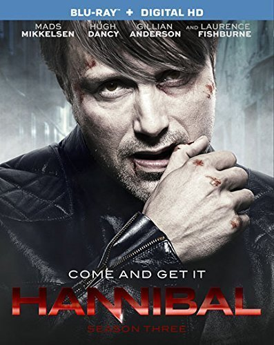 Hannibal Season 3 Blu Ray