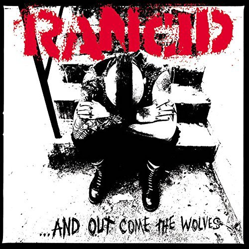 Rancid ...And Out Come The Wolves Limited Edition 180 Gram Vinyl Includes Download Card Black Vinyl Limited To 1500