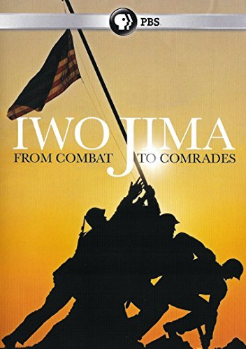 Iwo Jima From Combat To Comrades Pbs DVD